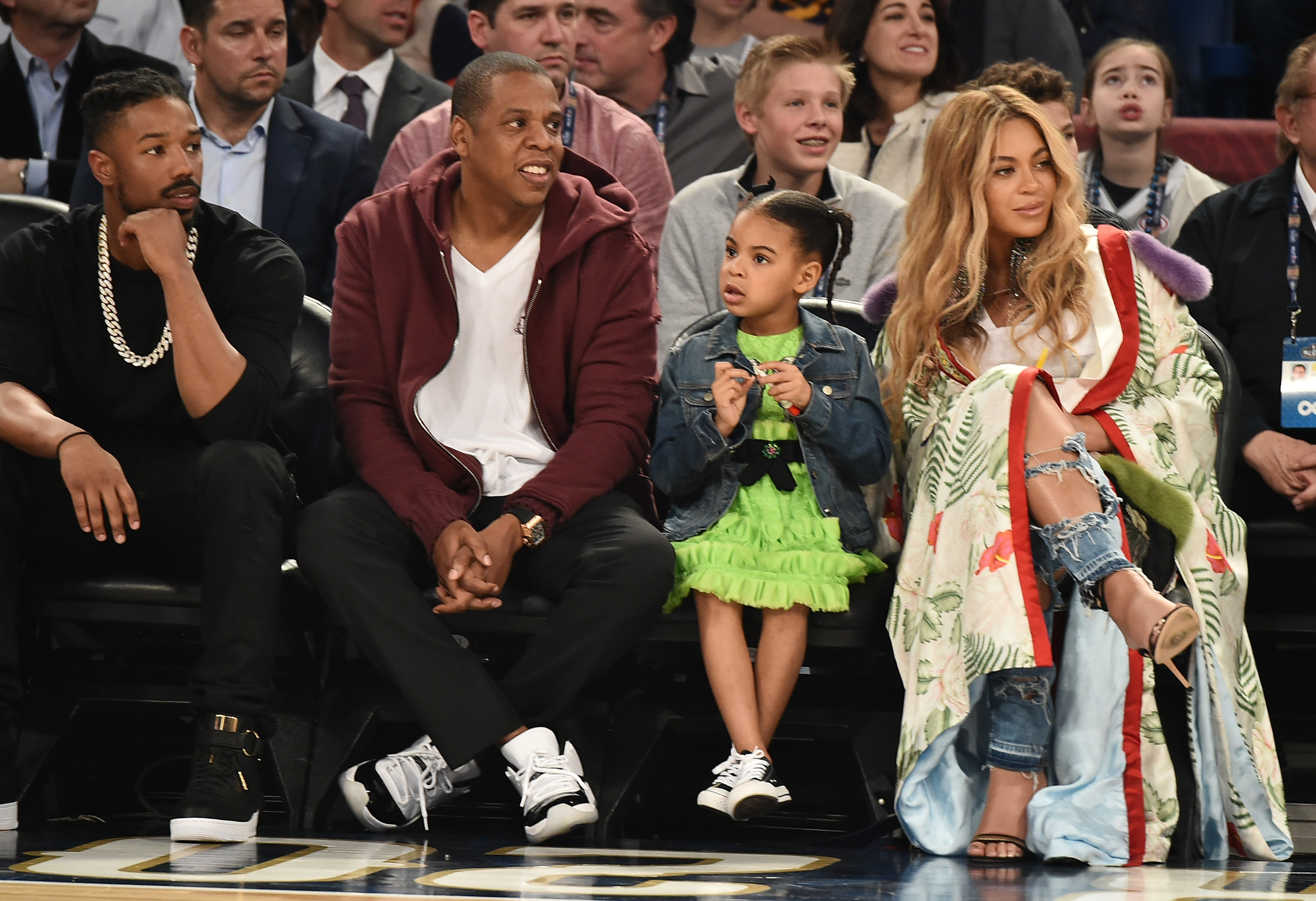 https www mercurynews com 2017 06 30 guess what beyonce and jay z named their twins