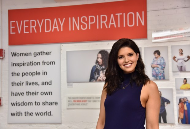 Katherine Schwarzenegger attends the T.J.Maxx Road to Real Gallery Exhibit in NYC, spotlighting inspirational women from across the country on September 27, 2016 in New York City. (Photo by Mike Coppola/Getty Images for TJ Maxx)