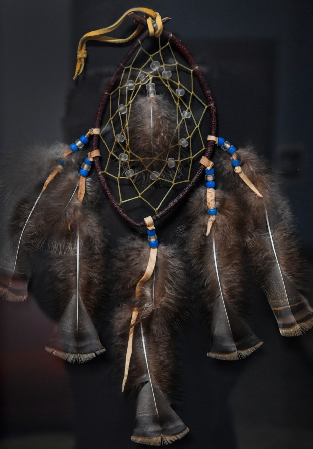 A dreamcatcher sent to Townville Elementary has made stops at other schools where students have suffered trauma, including Columbine High and Sandy Hook Elementary. (Washington Post)