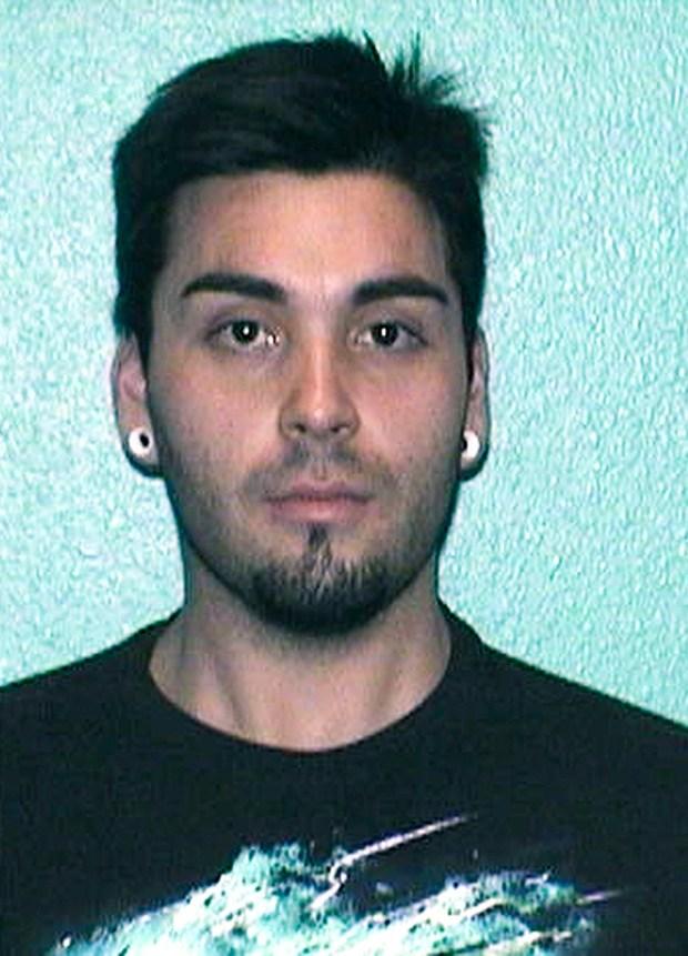 Damian Herrera. (New Mexico State Police via AP)