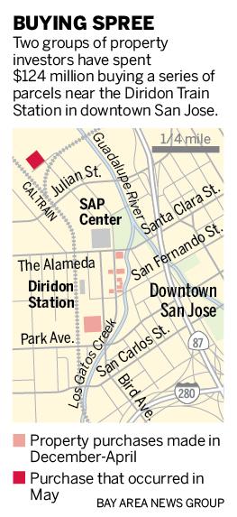 San Jose downtown buyers widen footprint spend 124 million