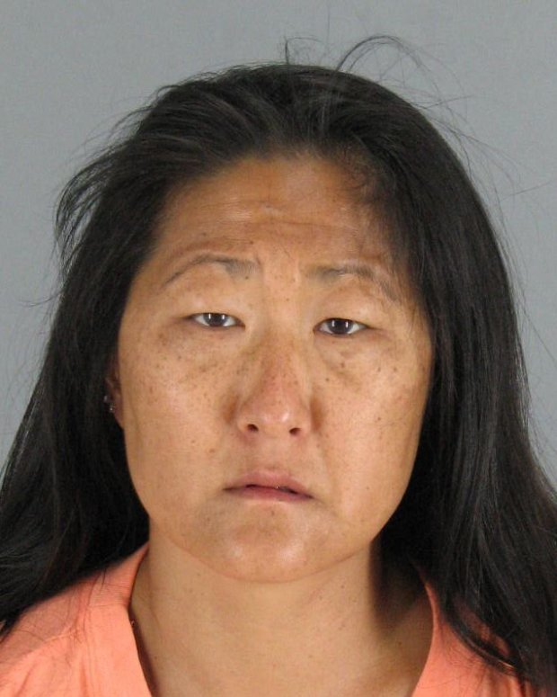 Smith, 36, of Burlingame, was arrested Saturday, July 22, 2017, in connection with the fatal stabbing of Edward Allison, 53, of Burlingame. (Courtesy of the San Mateo County Sheriff's Office).