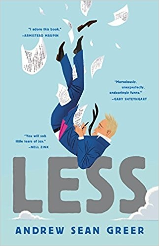 """LITTLE BROWNAndrew Sean Greer's latest novel is the comedic """"Less,"""" which he'll support with Bay Area three bookstore appearances beginning July 26."""
