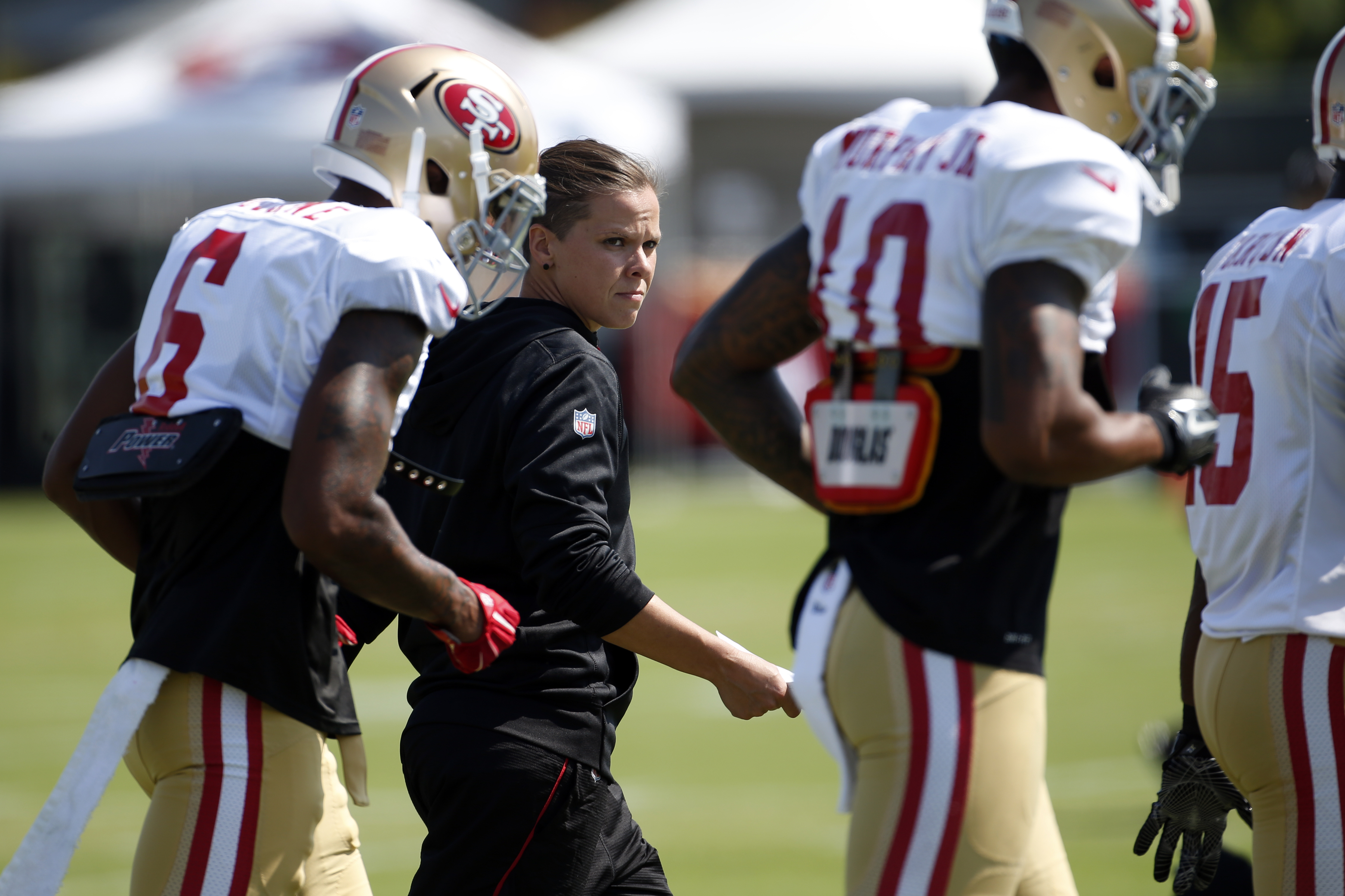 San Francisco 49ers break new ground hiring first openly LGBT coach