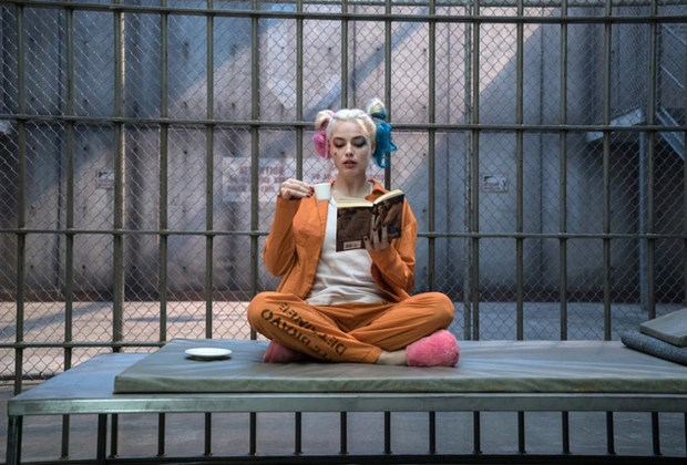 "Margot Robbie in last summer's ""Suicide Squad."" (Clay Enos/Warner Bros. Pictures)"