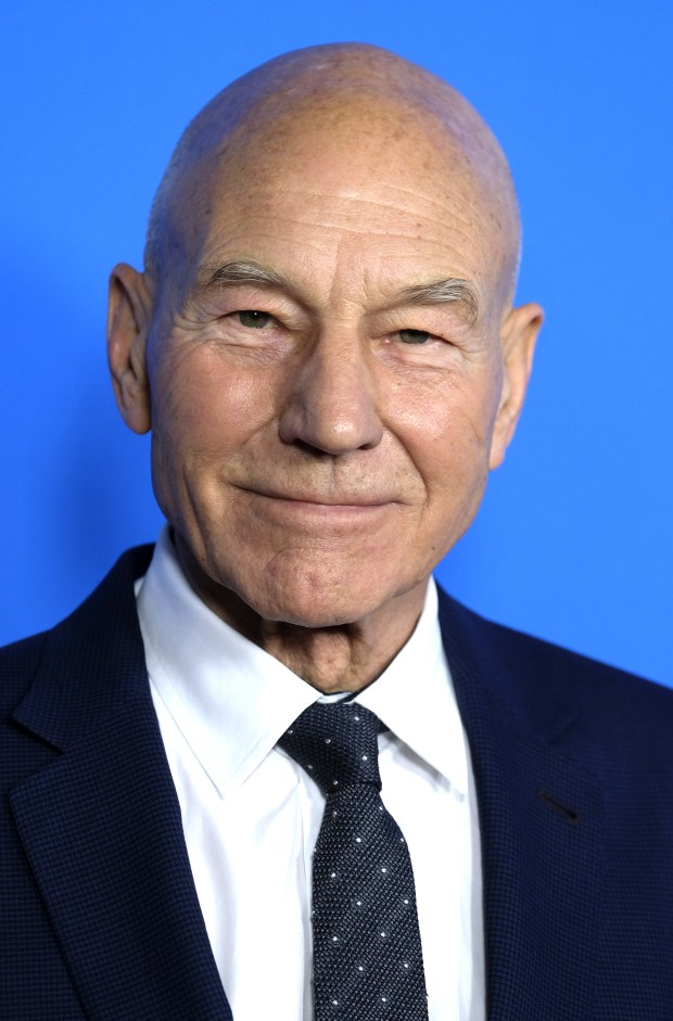 BEVERLY HILLS, CA - AUGUST 02: Sir Patrick Stewart attends the Hollywood Foreign Press Association's Grants Banquet at the Beverly Wilshire Four Seasons Hotel on August 2, 2017 in Beverly Hills, California. (Photo by Frazer Harrison/Getty Images)