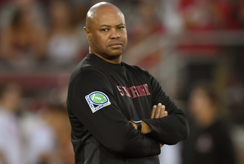 Stanford coach offers thoughtful response to NFL protests