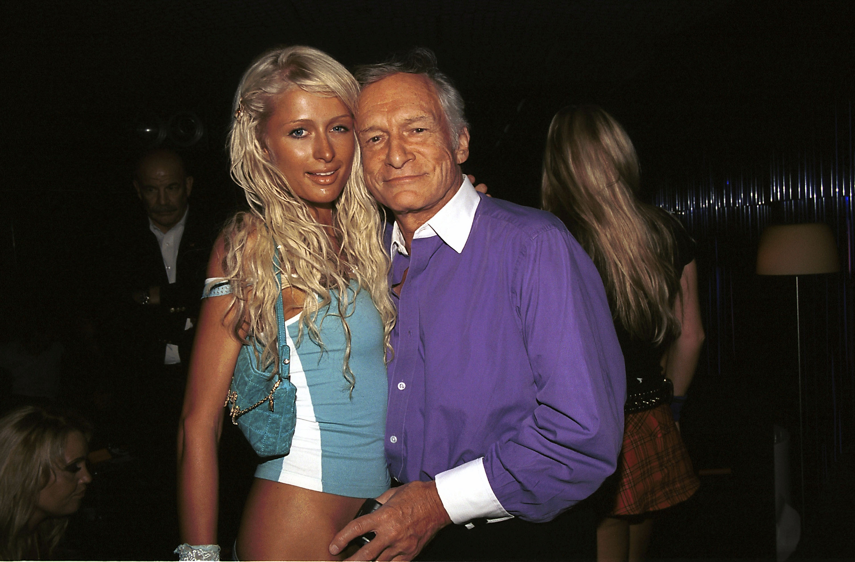 This Oscar Winner Will Portray Hugh Hefner in a Biopic