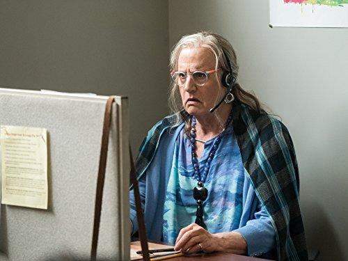 "Jeffrey Tambor as Maura Pfefferman on Amazon's ""Transparent."" (Amazon)"