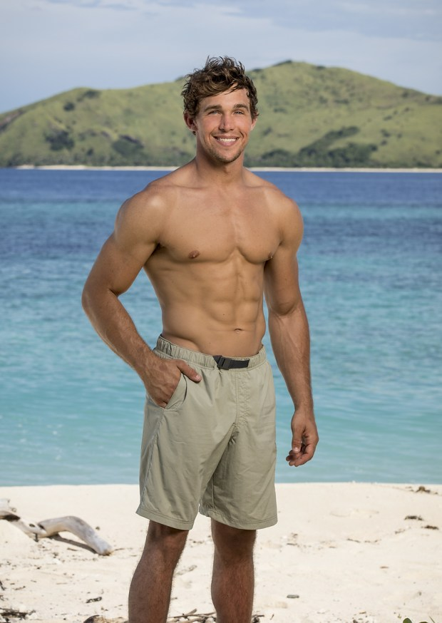 """Cole Medders, will be one of the 18 castaways competing on SURVIVOR this season, themed """"Heroes vs. Healers vs. Hustlers,"""" when the Emmy Award-winning series returns for its 35th season premiere on, Wednesday, September 27 (8:00-9:00 PM, ET/PT) on the CBS Television Network. Photo: Robert Voets/CBS �?�2017 CBS Broadcasting, Inc. All Rights Reserved."""