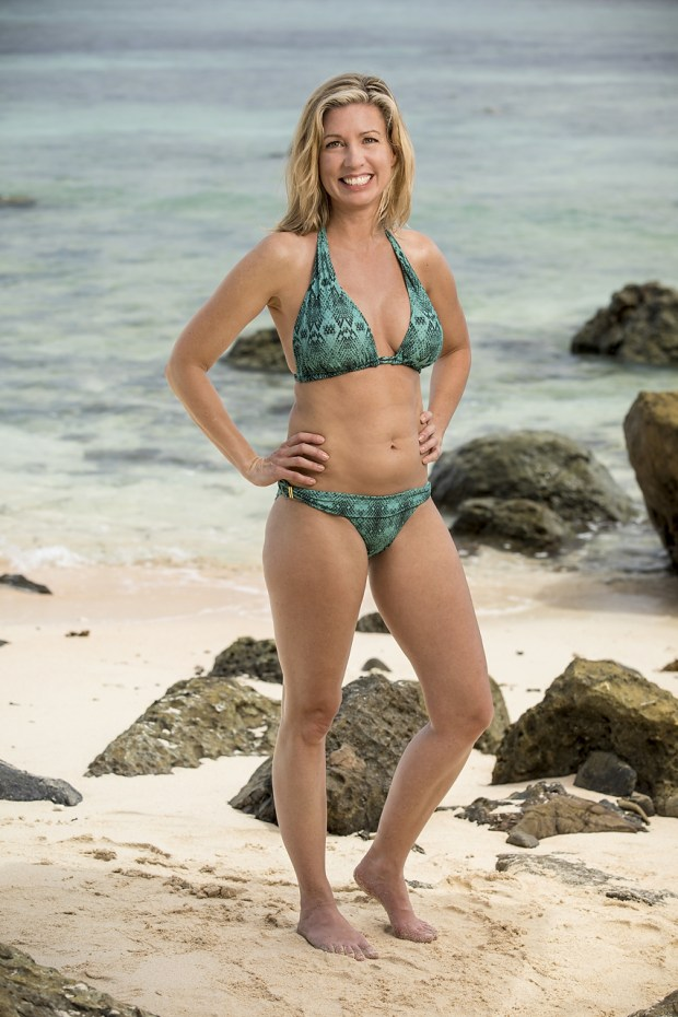 """Chrissy Hofbeck, will be one of the 18 castaways competing on SURVIVOR this season, themed """"Heroes vs. Healers vs. Hustlers,"""" when the Emmy Award-winning series returns for its 35th season premiere on, Wednesday, September 27 (8:00-9:00 PM, ET/PT) on the CBS Television Network. Photo: Robert Voets/CBS Ì?å©2017 CBS Broadcasting, Inc. All Rights Reserved."""