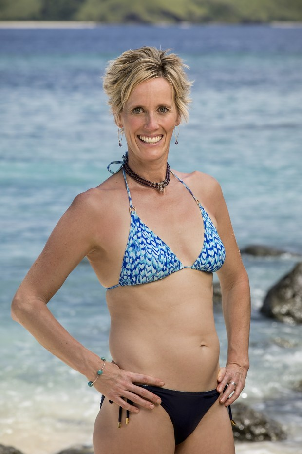 """Katrina Radke, will be one of the 18 castaways competing on SURVIVOR this season, themed """"Heroes vs. Healers vs. Hustlers,"""" when the Emmy Award-winning series returns for its 35th season premiere on, Wednesday, September 27 (8:00-9:00 PM, ET/PT) on the CBS Television Network. Photo: Robert Voets/CBS �?�2017 CBS Broadcasting, Inc. All Rights Reserved."""