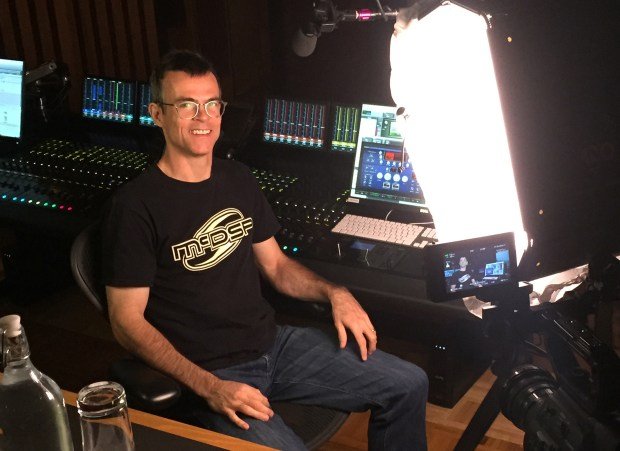 Palo Alto engineer earns Emmy for audio work – The Mercury News