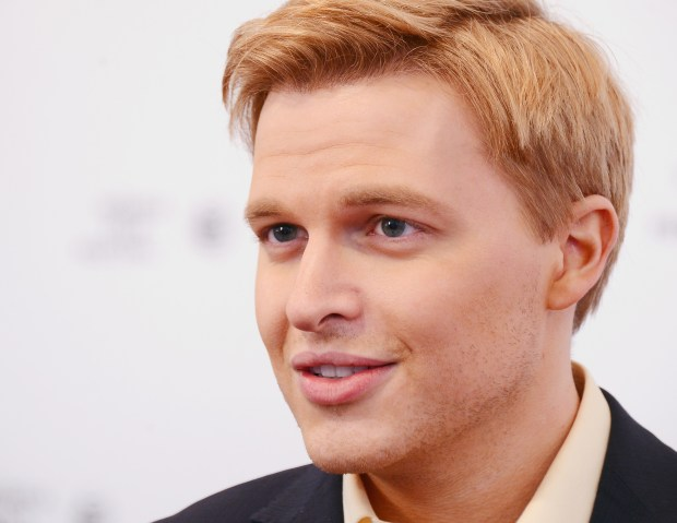 "NEW YORK, NY - APRIL 23: Ronan Farrow attends the premiere for the HBO Documentary Film ""The Diplomat"" during The 2015 Tribeca Film Festival on April 23, 2015 in New York City. (Photo by Stephen Lovekin/Getty Images for HBO)"