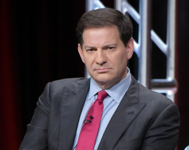 Mark Halperin, 2016. (Photo by Richard Shotwell/Invision/AP, File)