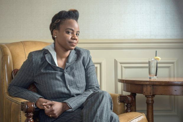 """Mudbound"" filmmaker Dee Rees poses for a portrait in Middleburg, Virginia.(Photo for The Washington Post by Andre Chung)"