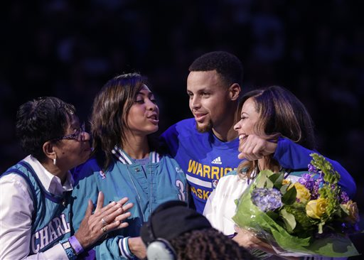 NBA All-Star weekend A look at Stephen Curry s busy schedule 81d3365ba