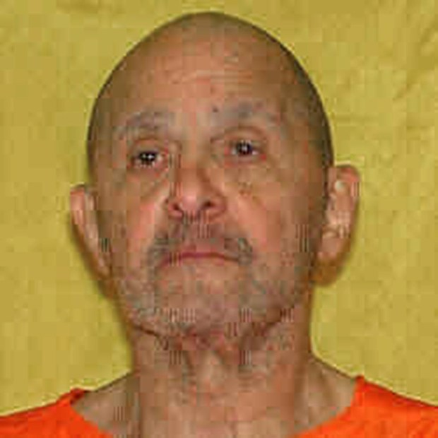 Death row inmate Alva Campbell. (Ohio Department of Rehabilitation and Correction via AP)