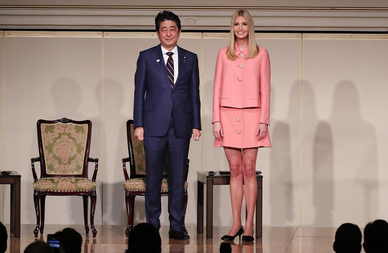 Ivanka Trump Mini Dress