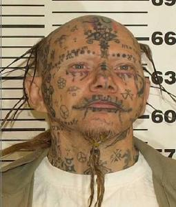 7a4a10086c8c3 It's a thing: Escaped convicts with tattooed faces