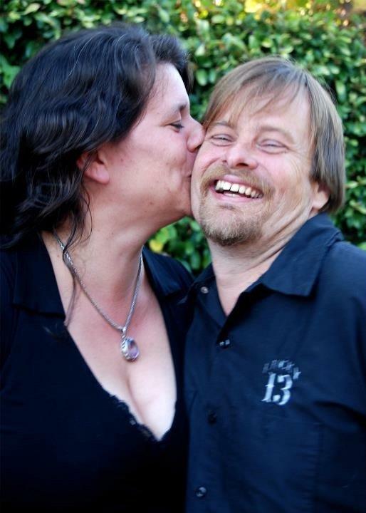 Sara and Jon Shepherd (Courtesy of Lisa Shepherd)