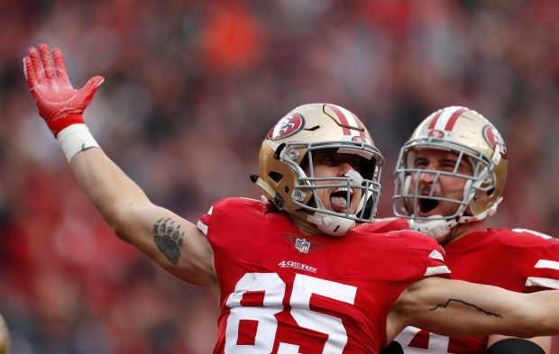 1378ebe4 The surging 49ers look every bit like a 2018 playoff team