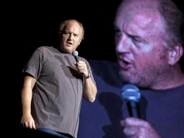 DAN HARR/ASSOCIATED PRESS Comedian and TV star Louis C.K. headlines the Funny or Die Oddball and Curiosity Comedy Tour, coming to Shoreline Amphitheatre on Friday.