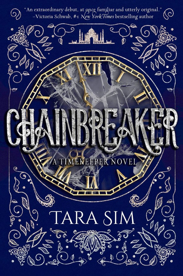 "Cover of ""Chainbreaker"" by Tara Sim."