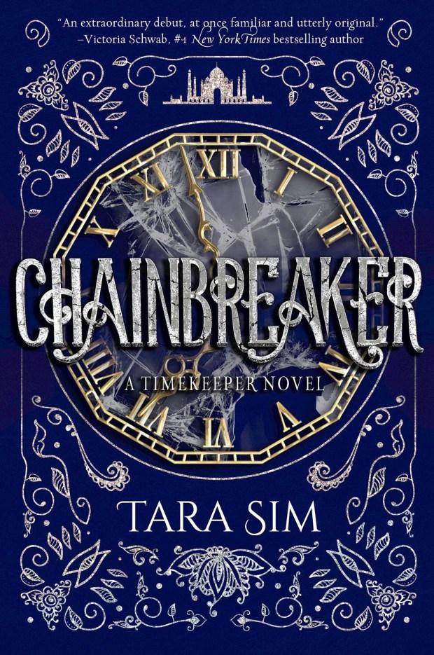 "Cover of ""Chainbreaker"" by Tara Sim."