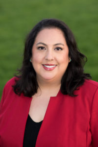 San Jose City Council candidate Maya Esparza is pictured here (Photo courtesy of Maya Esparza)