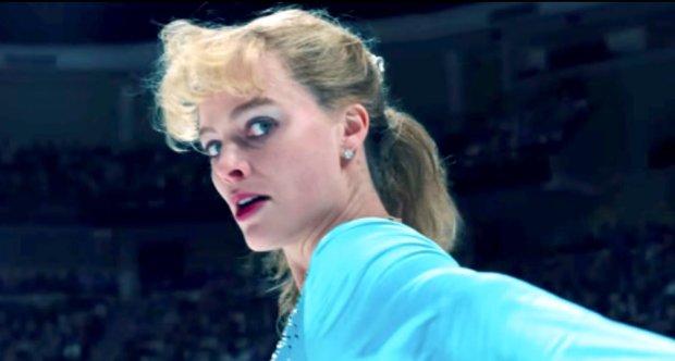 "Margot Robbie plays Tonya Harding in ""I, Tonya."" (Neon)"