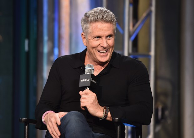 """NEW YORK, NY - NOVEMBER 09: Actor/TV personality Donny Deutsch takes part in the AOL BUILD Speaker Series: """"Donny!"""" at AOL Studios In New York on November 9, 2015 in New York City. (Photo by Michael Loccisano/Getty Images)"""
