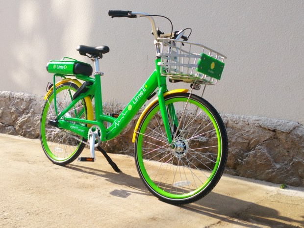 LimeBike will begin offering electric-assisted bicycles at the end of the January or early February.