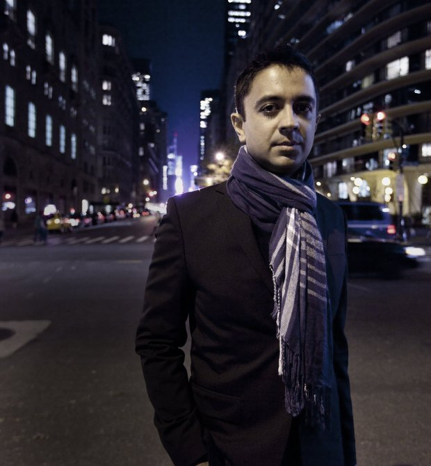 Vijay Iyer performs at the SFJAZZ Center, Jan. 18-21, 2018. (Courtesy of Music + Art Management, Inc..Photo credit: Jimmy Katz)