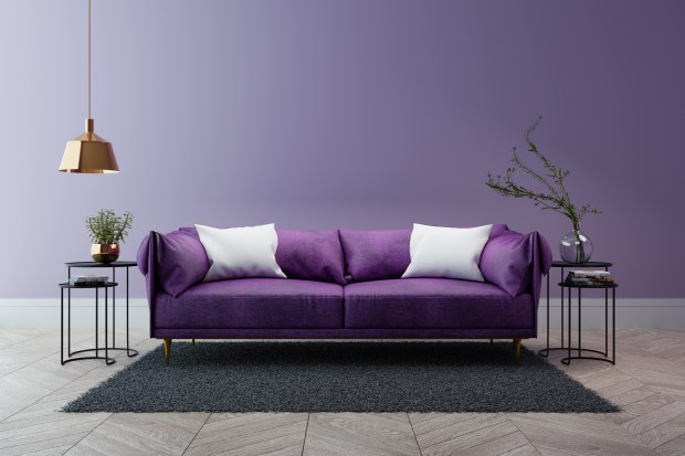 Pantone's color of the year is Ultra Violet, a bold hue. Here are a few ways to incorporate it into your home's interior design.