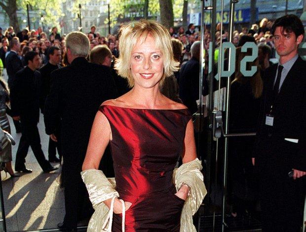 1999: British actress Emma Chambers in London. (Peter Jordan/PA FILE via AP)