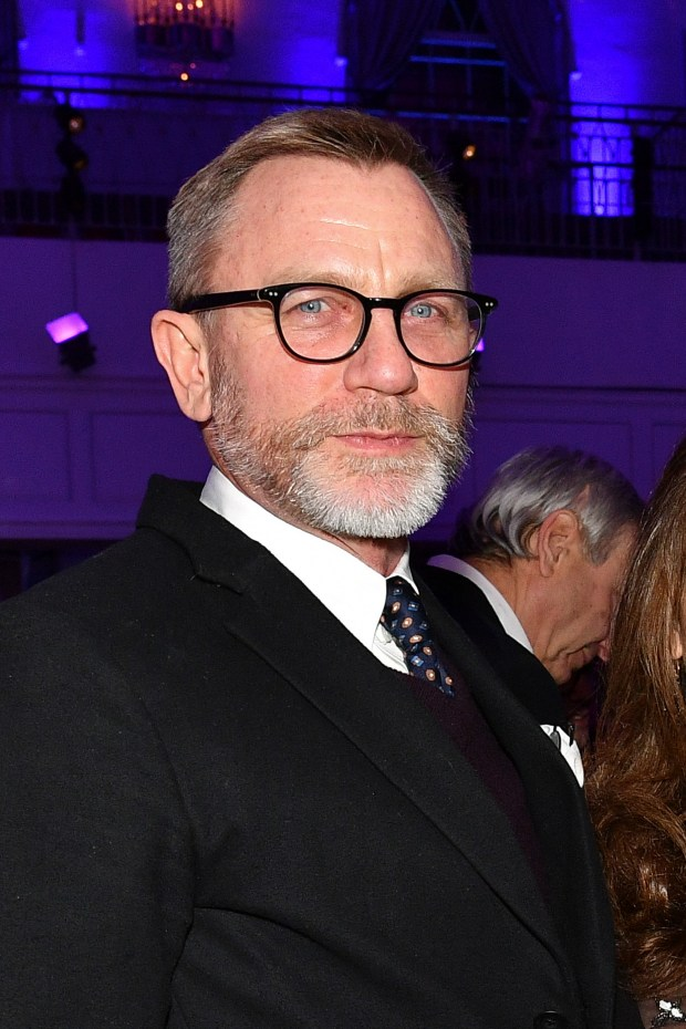 What happened to Daniel Craig's face?