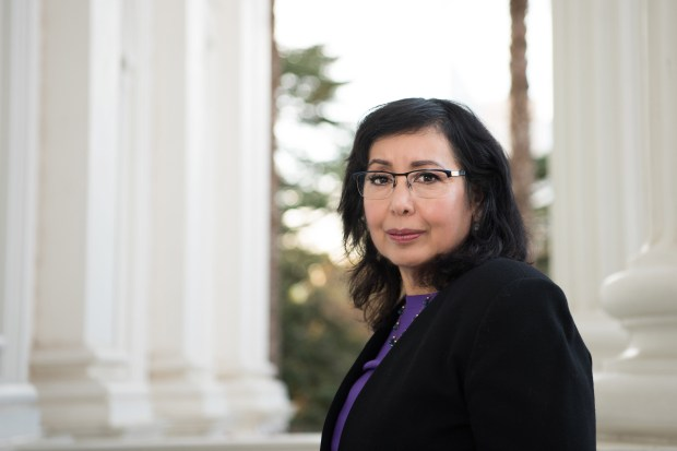Lt. Gov. candidate and SJSU professor Lydia Ortega. (Courtesy Ortega)
