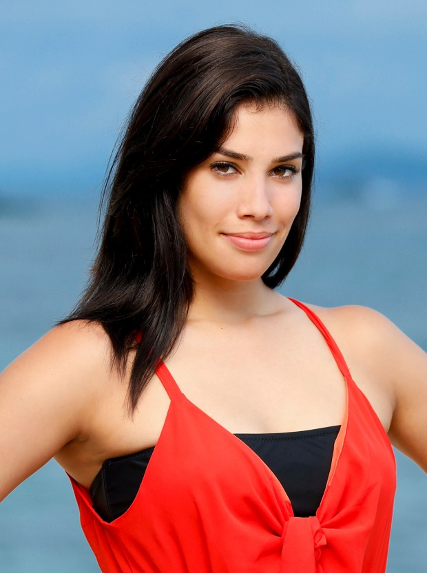 Stephanie Gonzalez will be competing on 'Survivor: Ghost Island.' (Robert Voets/CBS)