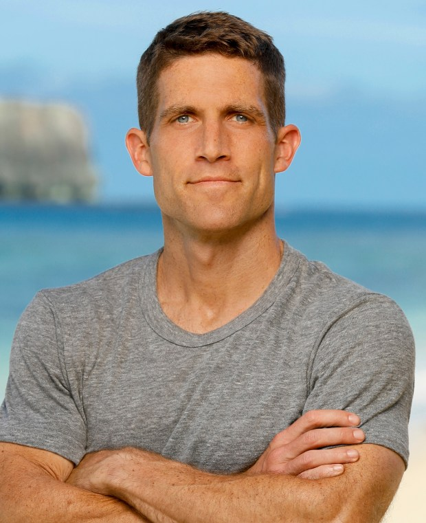 Brendan Shapiro will be competing on 'Survivor: Ghost Island.' (Robert Voets/CBS)