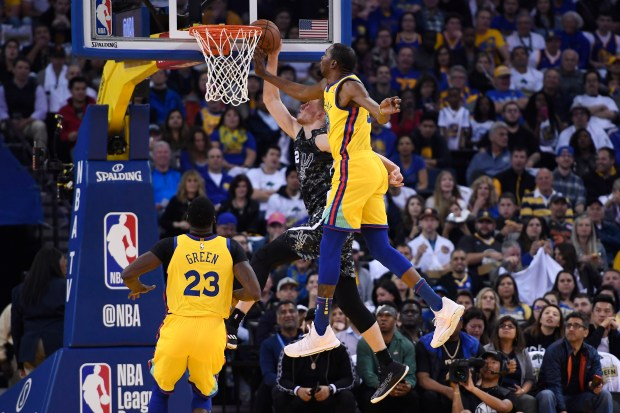 What we learned about the Warriors without Stephen Curry vs