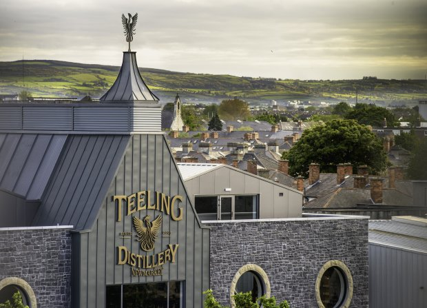 Teeling is Dublin's first new distillery in 125 years. MUST CREDIT: ZimaBalazs, Teeling Distillery.