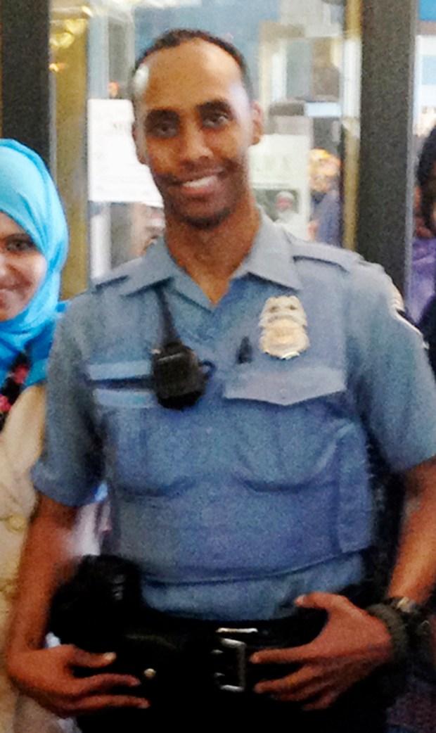 Officer Mohamed Noor (City of Minneapolis via AP, File)