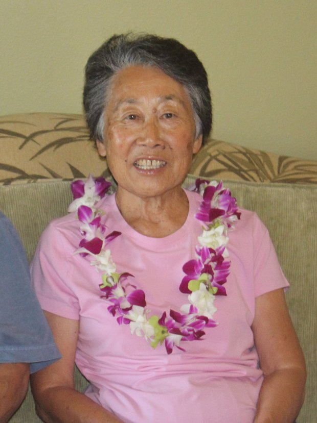 Finis Haruko Uyeda, 84, of San Jose, died Feb. 28 of injuries she sufferedin a collision with a suspected drunk driver as she drove home from Good Samaritan Hospital, where her husband was being treated for a recurrence of cancer. (Courtesy of Gary Uyeda)