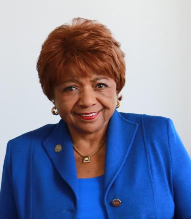 Alice Huffman, president of the California NAACP (Courtesy California NAACP)