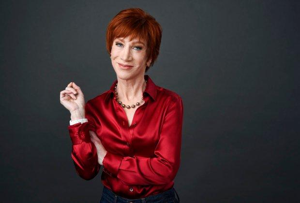 Kathy Griffin accuses Julie Chen of enabling Leslie Moonves