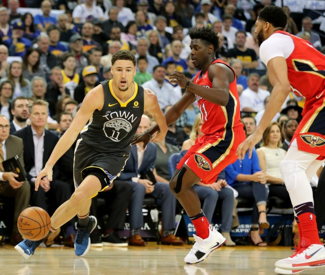Live Nba Updates Warriors Vs Pelicans On Saturday Night