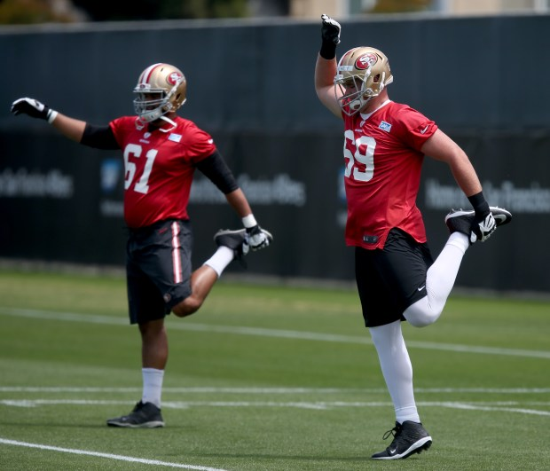 49ers McGlinchey, Other Top Picks Prevail In Rookie Camp