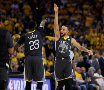 Live Playoff Updates: Warriors Vs. Pelicans, Game 2 On Tuesday Night