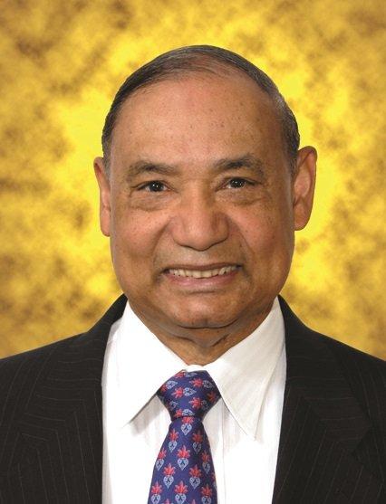Victor Geraldo San Vicente, a candidate for California State SenateDistrict 10. (Photo courtesy of Victor Geraldo San Vicente)